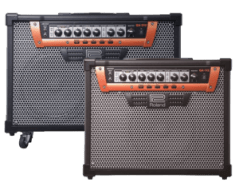 Roland GA Amps GA-112 and GA-212 Guitar Amps