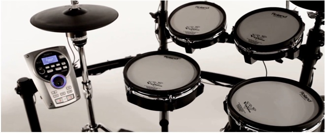 practice with electronic drums header image