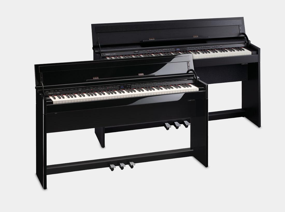 Roland Dp 90e : new home pianos with roland s latest technologies roland u s blog ~ Vivirlamusica.com Haus und Dekorationen