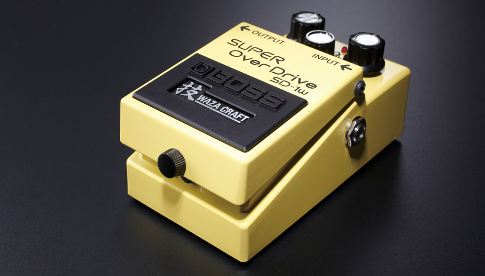 Waza Craft SD-1W Super Overdrive
