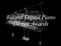 Roland Digital Piano Design Awards