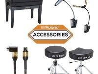 Explore The Latest Roland Accessories