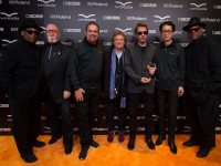Roland and BOSS Present Lifetime Achievement Awards to Andy Summers and Jean-Michel Jarre