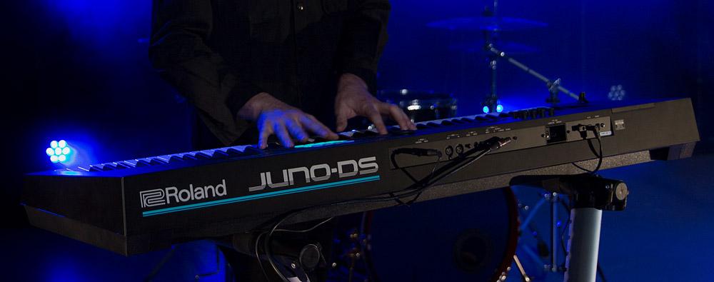 Juno-DS Synthesızer Versiyon 2.0 Güncellemesi