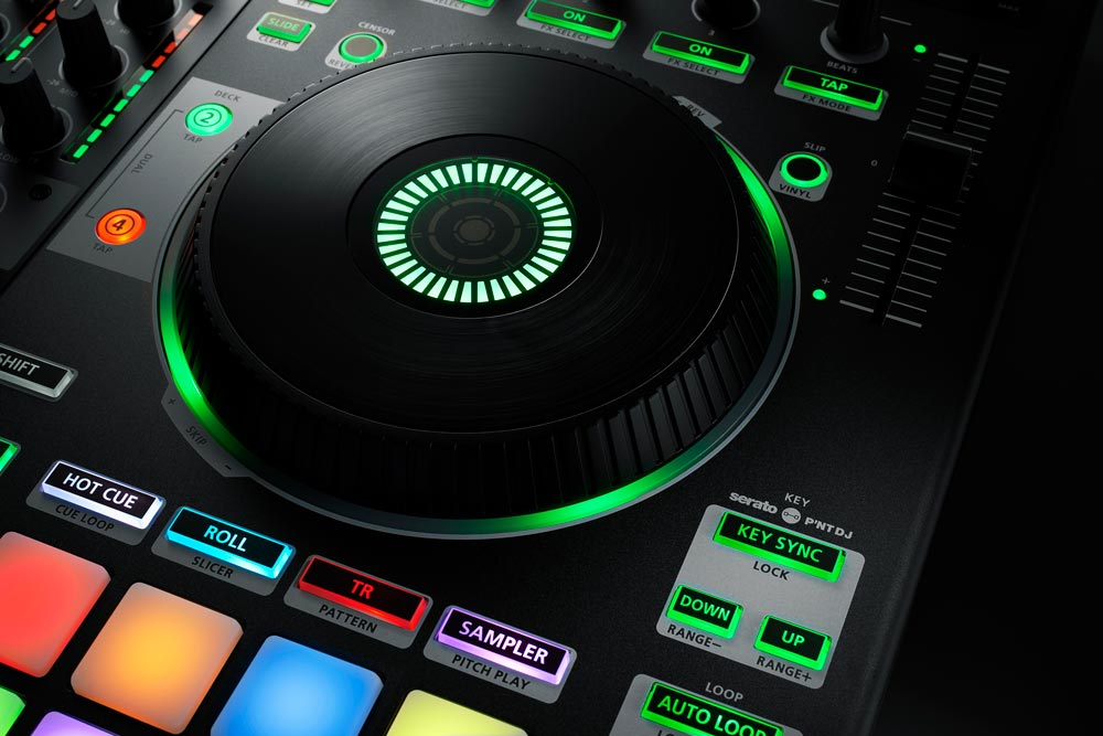 Buy a Roland DJ Controller and Get Free Extras Worth Up to $389 00