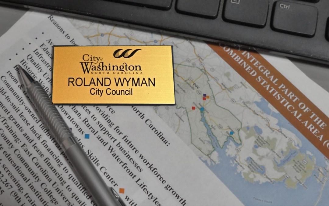 Wyman's Washington – Getting Started