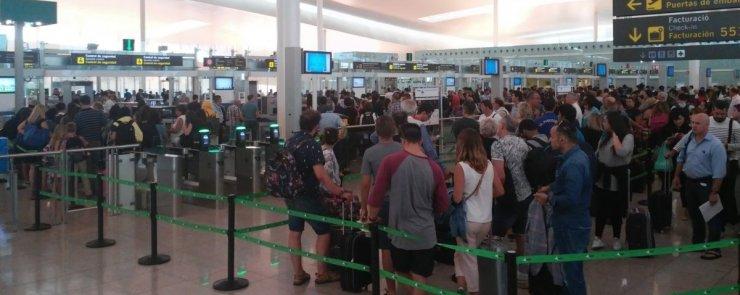 Colas Aeropuerto