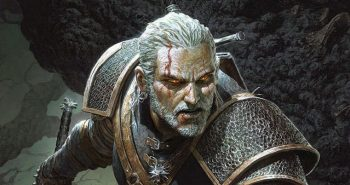 The Witcher RPG pen and paper