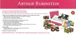 Rubinstein, The Complete Album Collection (142 CDs), Top cover