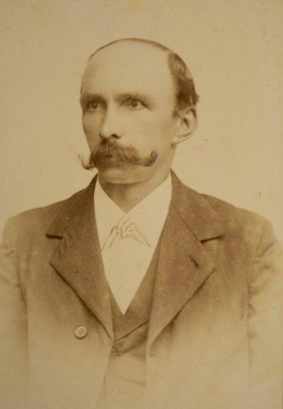 Heinrich Albert Kunz (1861 - 1942), Rüti ZH