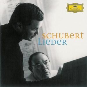 Schubert: Lieder, Fischer-Dieskau, Moore, CD cover
