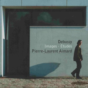 Debussy: Images, Etudes - Aimard, CD cover