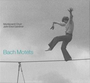Bach: The Motets, Gardiner 2012, Monteverdi Choir, CD cover