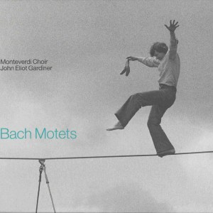 Bach: The Motets, Gardiner 2012, Monteverdi Choir, CD cover