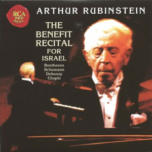 Rubinstein, The Complete Album Collection (142 CDs), cover, CD # 136 - 137