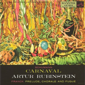 Rubinstein, The Complete Album Collection (142 CDs), cover, CD # 49
