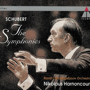 Schubert: The Symphonies, Harnoncourt, CD, cover