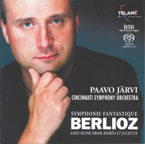 Berlioz: Symphonie fantastique, op.14 — Järvi; CD cover