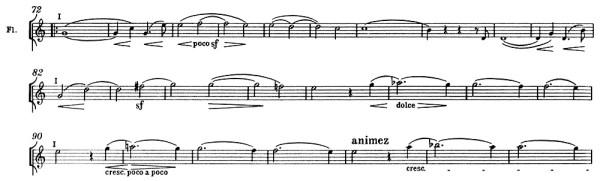 Berlioz, Symphonie fantastique, op.14: idée fixe