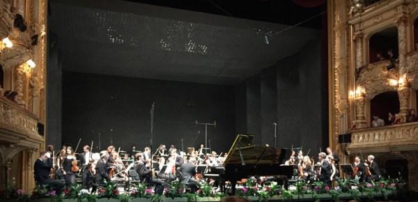 Philharmonia Zürich, Concert @ Zurich Opera House, 2015-01-18