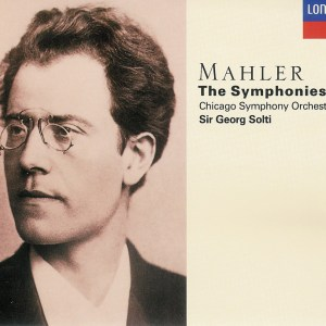 Mahler: The Symphonies — Solti; CD cover