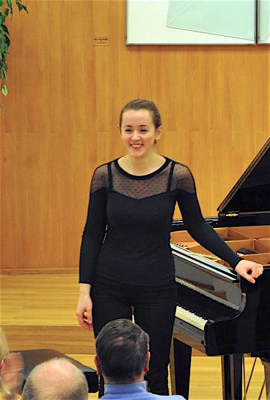 Oxana Shevchenko @ Gemeinderatssaal, Uster ZH, 2017-02-02 (© Deborah Kyburz)