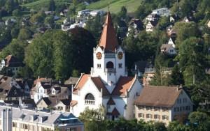 Weinfelden TG, Protestant Church