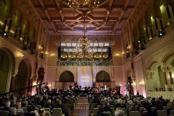Pesti Vigadó Concert Hall, Budapest (source: budapestconcert.com)