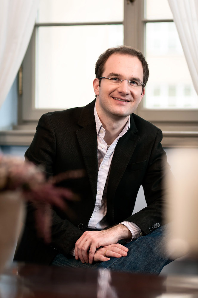 Tobias Berndt (© Peter B. Kossok)