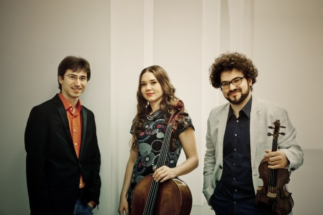 Trio Gaspard (photo © Iréne Zandel)