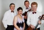 Prazák Quartet (source: prazakquartet.com)