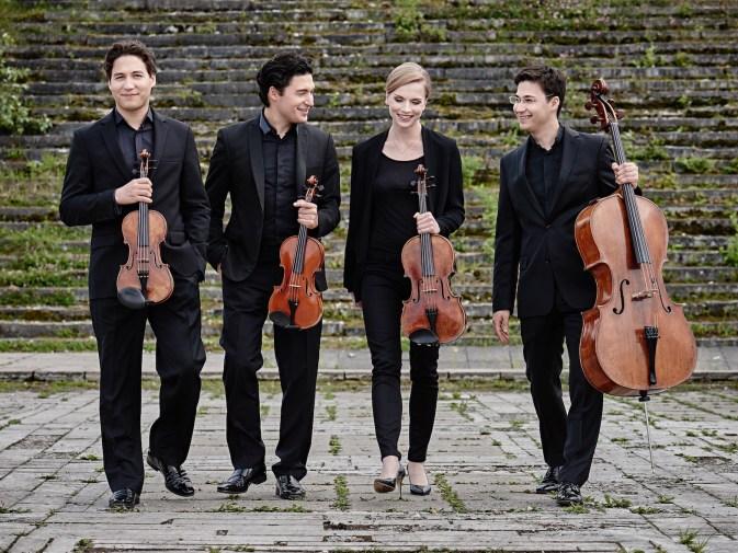 Schumann Quartet (© Kaupo Kikkas)