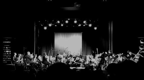 Geoffrey Paterson, Basel Sinfonietta, Marius Neset (© Lea Kyburz)