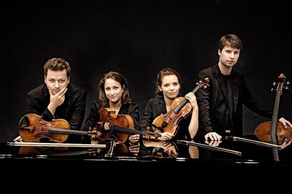 Armida Quartett (© Felix Broede)