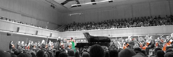 Yuja Wang, Tonhalle Orchestra Zurich / Lionel Bringuier, 2018-06-07 (@ Lea Kyburz)