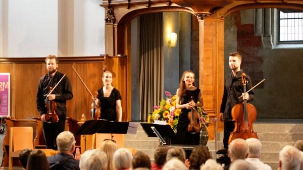 Armida-Quartett, Zurich, 2018-07-08 (© Rolf Kyburz)