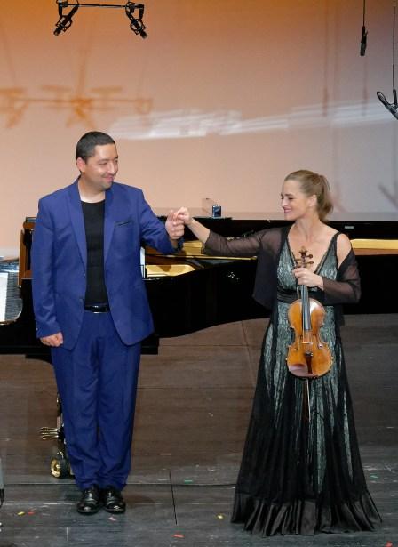 Festival Academy Budapest, 2018-07-25: Katalin Kokas, József Balog