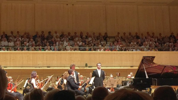 Aleksandr Shaikin, H.-M. Förster / Zürcher Symphoniker —Zurich, 2018-07-02 (© Lea Kyburz)