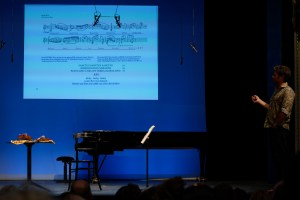 Festival Academy Budapest, 2018-07-26: Barnabás Kelemen, Lecture