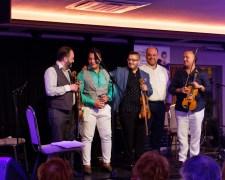 Festival Academy Budapest, 2018-07-26, Európa Boat: Lajos Sárközy & band