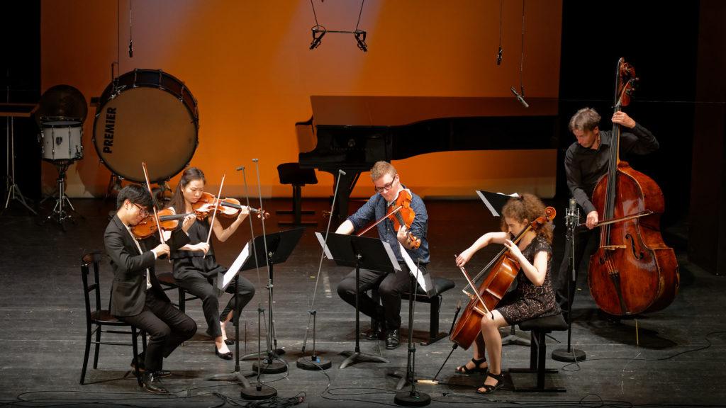 Festival Academy Budapest, 2018-07-27: Zsolt Fejérvári & Students
