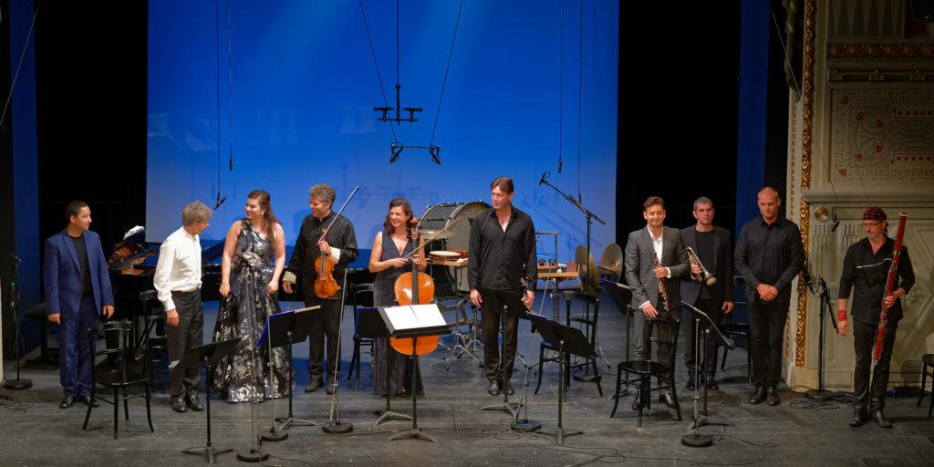 Festival Academy Budapest, 2018-07-27 — Poulenc:Le bal Masqué
