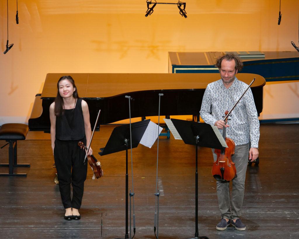 Festival Academy Budapest, 2018-07-28: Radvan Popovici& Students