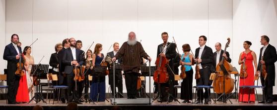 Werner Bärtschi, Kammerorchester Arpeggione Hohenems @ Uster, 2018-09-21 (© Rolf Kyburz)