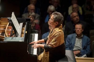 Maria João Pires, Zurich, 2018-11-02 (© Thomas Entzeroth)