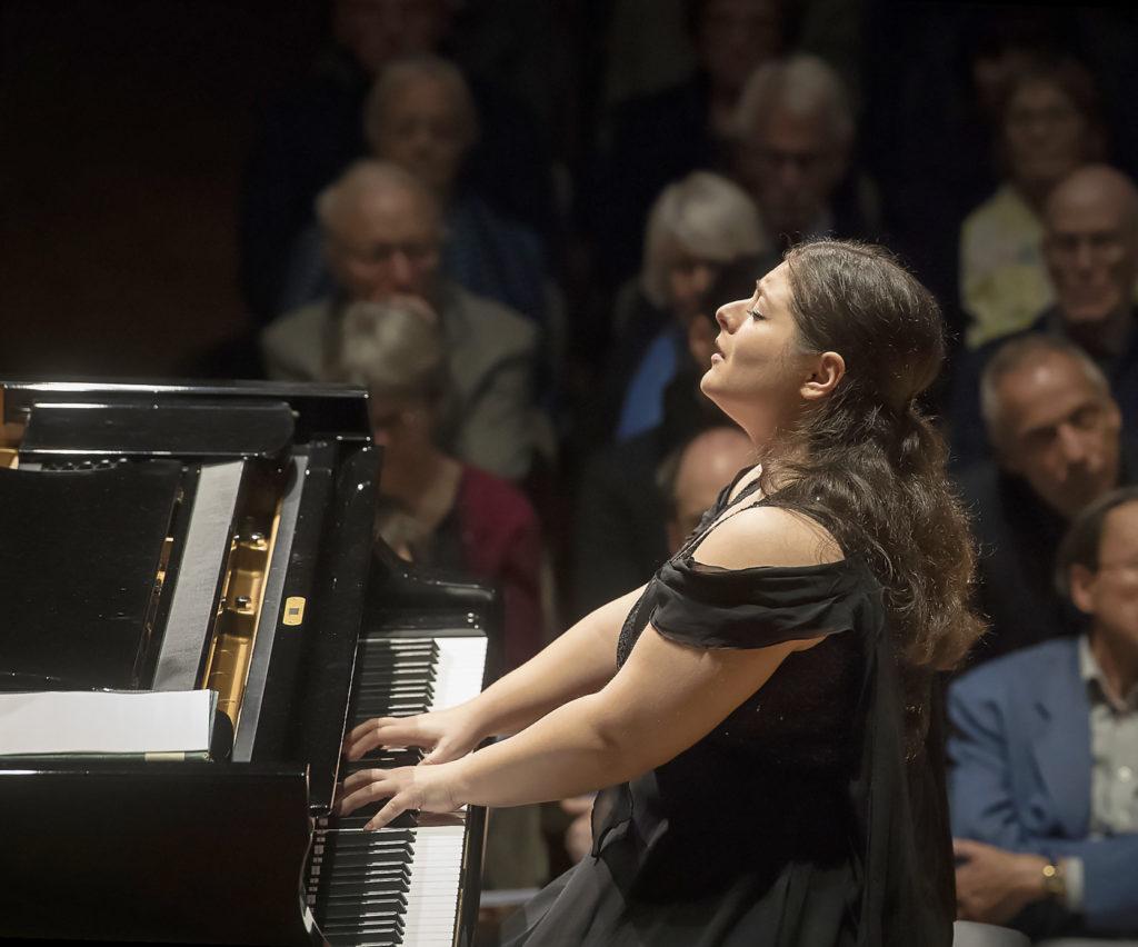 Marianna Uzankichyan, Zurich, 2018-11-02 (© Thomas Entzeroth)