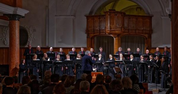 Zürcher Sing-Akademie, St.Peter, Zürich, 2019-02-10 (© Rolf Kyburz)