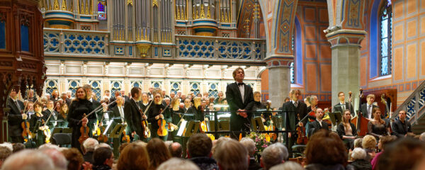 Elias: Uwe Münch, Oratorienchor St.Gallen, St.Laurenzenkirche, 2019-04-14 (© Rolf Kyburz)