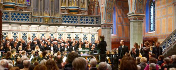Elias: Oratorienchor St.Gallen, St.Laurenzenkirche, 2019-04-14 (© Rolf Kyburz)