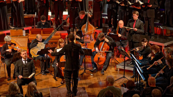 Florian Helgath, Orchestra la Scintilla, Florian Feth @ St.Jakob, Zurich, 2019-04-17 (© Rolf Kyburz)